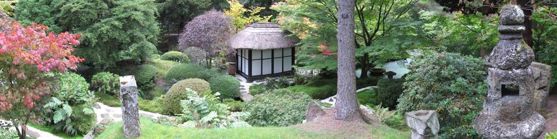 Bandeau - Jardin japonais